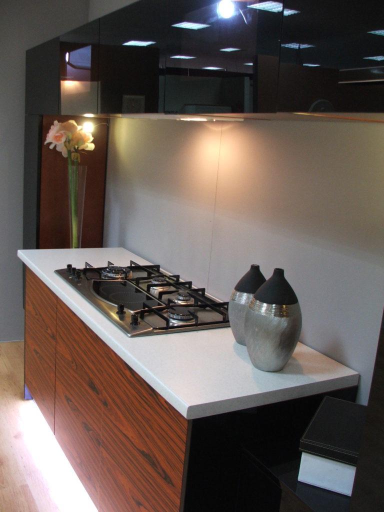 nowoczesne meble kuchenne Paris