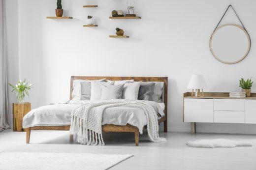 Na jakie meble warto się zdecydować w sypialni?